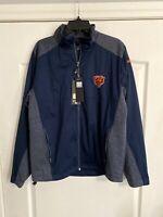 NWT Antigua Golf M NFL Chicago Bear Jacket