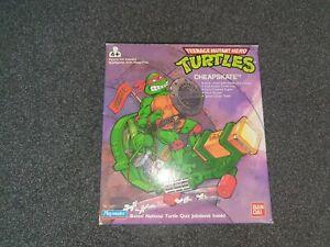 Vintage Teenage Mutant Hero Turtle's TMNT Cheapskate Rare 80s - Box only