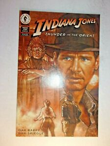 INDIANA JONES THUNDER IN THE ORIENT  #6   Dark Horse SAVE ON SHIPPING