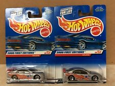 """HOT WHEELS   """"LOT OF 2""""   2000 FIRST EDITIONS   HOLDEN SS COMMODORE"""