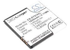3.7 v batterie pour Alcatel CAB32A0001C1, TLiB5AB, One Touch 918 Mix, ot-918 mix