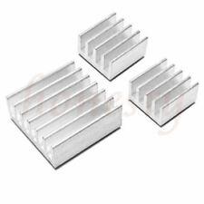 3pcs Raspberry Pi 2 Aluminium Heatsink Kit Self Adhesive Heat Sink