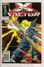 X-Factor #16 Signed by Jim Shooter, Louise Simonson, & Walt Simonson W/COA