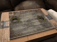 1/12 Scale Custom Diorama Grid Floor Display Base For Neca Alien Figures
