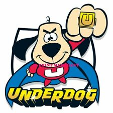 UNDERDOG 80s 90s Poster Wall Art Home Photo Print 24x36 inch 1