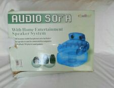 Coolites Outdoor Pool Audio Sofa With Speaker System Cd Ipod Fm Scanner