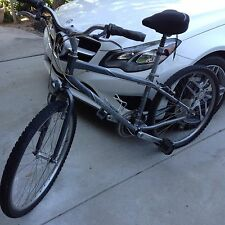 Giant Sedona St 1020 Custon,Ateel Tubing Frame 17 Size Bicycle Grey Color