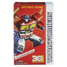 Hasbro Transformers Platinum Year Of The Horse Masterpiece Optimus Prime New