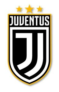 Juventus Torino Italy Calcio Precision Cut Decal / Sticker