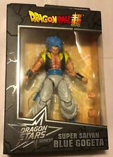 "Bandai Dragon Ball Super Dragon Stars ""Super Saiyan Blue Gogeta"" 6in Figure NEW"