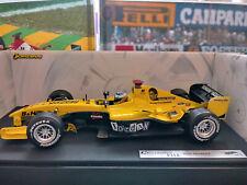 "1/18 Jordan EJ14 ""Imola Ayrton Senna Tribute"" 2004 Nick Heidfeld by Hotwheels"