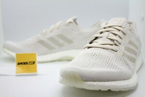 ADIDAS PUREBOOST DPR GREY-ONE/CHALK-PEARL/PEARL-WHITE BB6295 MEN'S SHOES