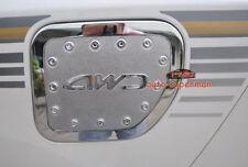 chrome fuel gas cover cap For Toyota prado 2011 FJ150
