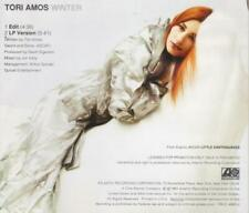 Tori Amos: Winter Promo w/ Back Artwork Music Cd pop songs! 1991 Prcd 4800-2