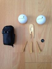 4 x HQ Corporate GOLF GIFT PACK - A present with quality LOOK and style