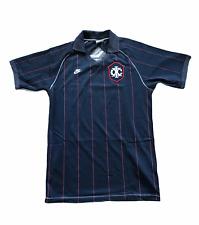 Nike FC Football Shirt Men's Classic Retro Polo Shirt Jersey - Black - New