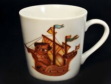 A Loja do Gato Preto Coffee Cup - Gato Landia Marina Reis Ramos - Cat in Ship