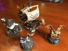 PIRATE SEAS Skylanders Spyro's Adventure Pack Terrafin Treasure Ghost Swords