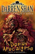 Demon Apocalypse, Darren Shan, New Book