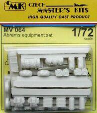 PLANET 1/72 M1A1 Abrams Equipamiento Set #mv064