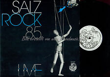 DLP--SALZROCK 85 LIVE // SPEED LIMIT // POSEIDON // THE WASH// STAINLESS  STAGE