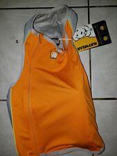 Ruffwear Jet Stream Dog Vest Cooling Jacket M Orange New w Tags 27-32 in.