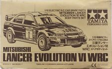 Tamiya 50862 1/10 Mitsubishi Lancer Evolution VI WRC Body Parts Set TB-01 TA02/3