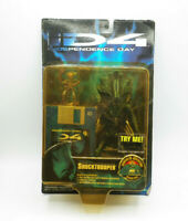 ID4 Independence Day Shock Trooper Alien Figure 1996 New Free Shipping