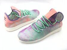 online store e6f31 1c695 ADIDAS Pharrell Williams Hu Holi Tie Dye Zapatos Tenis púrpura AC7366 EE.  UU. 12 46 2 3