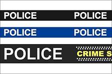 POLICE HIGH QUALITY LANYARD NECK STRAP + MOBILE ID KEYS IPOD HOLDER