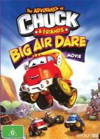BIG AIR DARE - THE ADVENTURES OF CHUCK AND FRIENDS - NEW & SEALED REGION 4 DVD