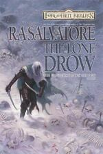Legend of Drizzt #18/Hunter's Blades Trilogy #2: The Lone Drow by R A Salvatore