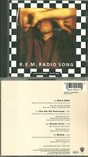 RARE / CD - REM R.E.M. : RADIO SONG / COLLECTORS' EDITION - 4 TITRES / LIKE NEW