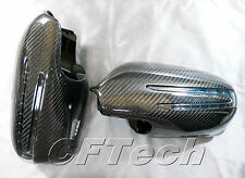 Mercedes Benz W207 E-Coupe 09-10 REAL CARBON FIBER Arrow LED Side Mirror Cover