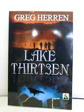 Lake Thirteen - Herren, Greg New paperback