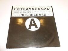 """DAVID IAN - Extravaganza! - 1989 UK 12"""" vinyl single - DJ Promo"""