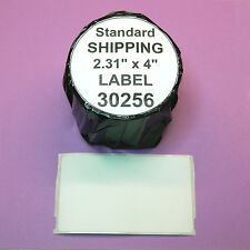 8 Rolls  SHIPPING LABELS fit DYMO 30256 - BPA Free