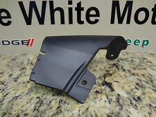 11-13 Dodge Challenger New Fender Extension Left Driver Side Black Mopar Oem