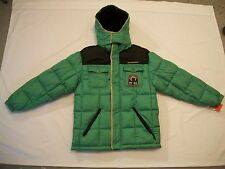 Weatherproof Boys Winter Hooded Jacket - Size Large (14/16) (retail $90.00)
