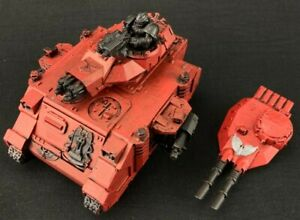 Baal Predator - Blood Angels - Space Marines - Warhammer 40k