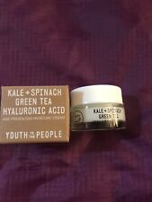 Youth To The People Kale + Spinach Green Tea Hyaluronic Acid Moisture Cream 0.5