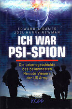 ICH WAR PSI-SPION - Remote-Viewing mit Edward Dames BUCH - KOPP VERLAG