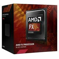 AMD FX 8350 Black Edition 8 Core Processor 4.0GHz + Heatsink, Socket AM3+