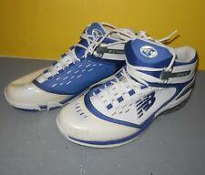 New Balance Men's High top Basketball White Blue/ Shoes Sz 12.5 D BB906RY