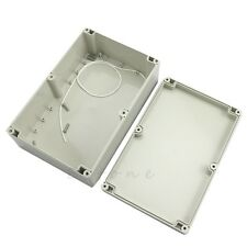 Plastic Waterproof Electronic Project Box Enclosure Cover Case 230x150x85mm