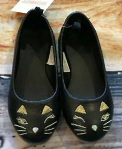 Gymboree 9 Catastic Winking Kitty Cat Face Shoes Little Girl NWT Outlet