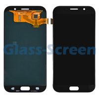 Samsung Galaxy A7 2017 A720F AMOLED LCD Screen Digitizer Gold Black High Quality