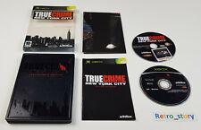 Microsoft Xbox - True Crime New York City - Collector's Edition - PAL