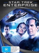 STAR TREK ENTERPRISE: Season 2 DVD TV SERIES SCI-FI FANTASY 7-DISCS BOX SET R4
