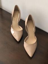 Jessica Simpson Lifflee Nude High Heel Pumps Shoes Size 9.5